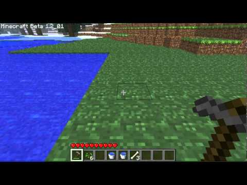 How to grow wheat quickly in Minecraft