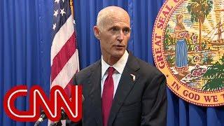 Governor Rick Scott details Florida gun law changes