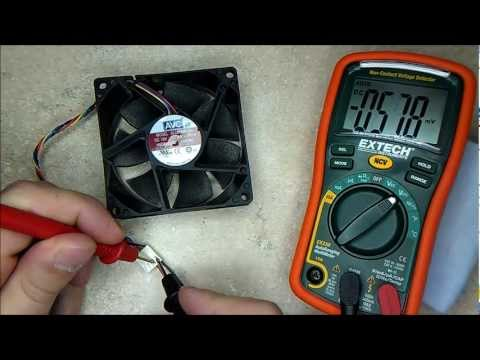 How to test a faulty? computer Fan.