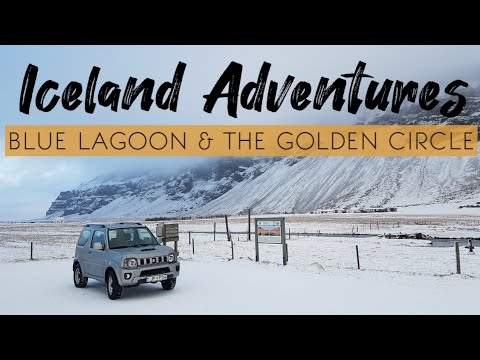 Iceland Adventures (Blue Lagoon, Golden Circle, Waterfalls, Geysirs & More!!)