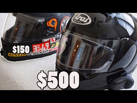 $500 vs $150 Helmet: Which Should You Buy?