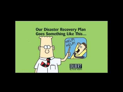 Webinar recording: How to Create a Robust Disaster Recovery Plan