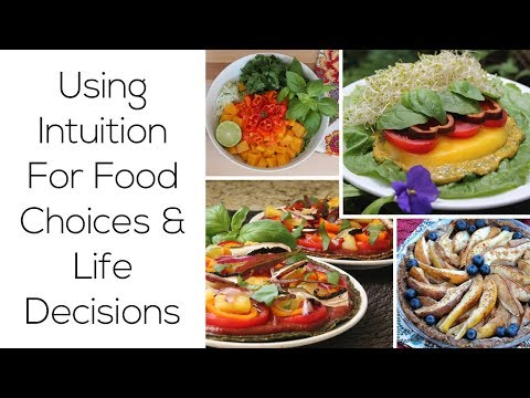 Intuitive Eating - My Process & How It Helps Me