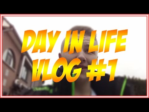 A Day In Life: First Ever Propper Vlog? Give Your Opinion!