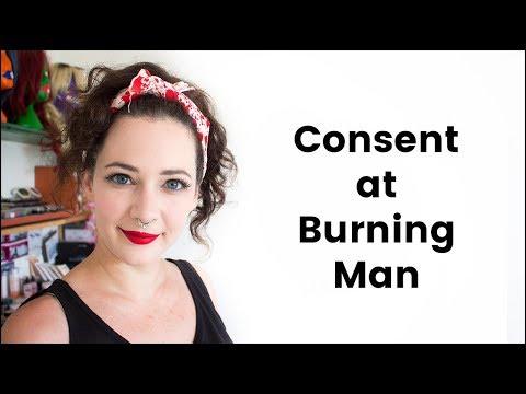 Consent at Burning Man
