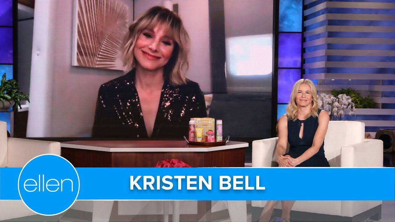 Kristen Bell Opens Up About Couples Therapy with Dax Shepard