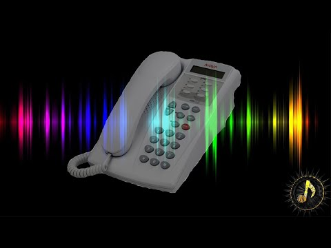 Europe Phone Internal Ringing (Dial Tone Sound Effect)