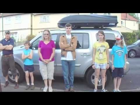 Berlin to Loch Ness: Roadtrip with Kids 2