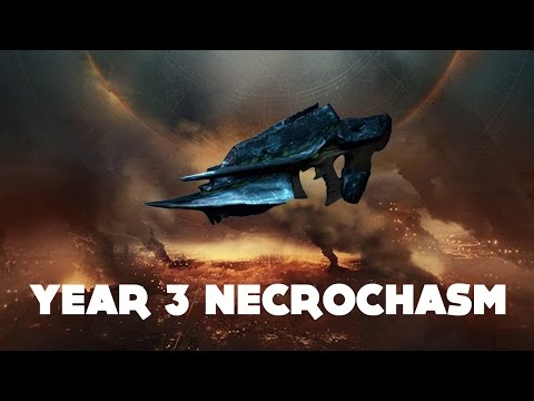 FARM YEAR 3 HUSK OF THE PIT! EASY YEAR 3 NECROCHASM!
