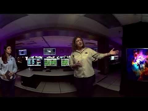 Visit Hubble's Control Room in 360°