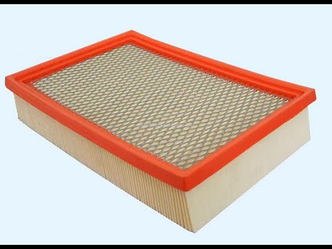 The Basics-How to check your air filter