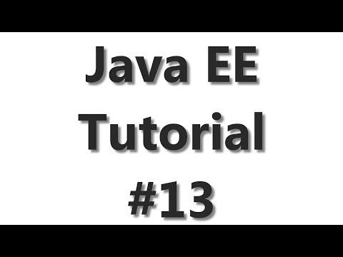 Java EE Tutorial #13 - JavaMail Session