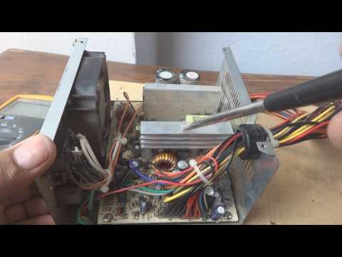 ATX power supply introduction Urdu Hindi. PC power supply. Rig power supply.