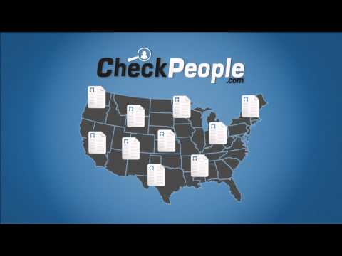 CheckPeople.com Background Check and Arrest Records - How it Works