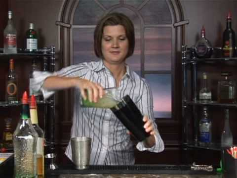 Tequila Mixed Drinks: Part 2 : How to Make the Shady Lady Mixed Drink