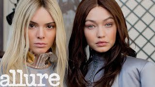 Kendall Jenner and Gigi Hadid Take Us Backstage with Balmain | Allure