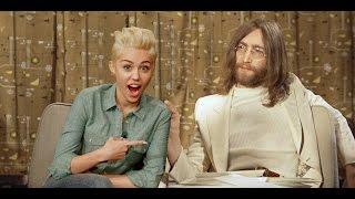 DJ Rozroz - Imagine Miley (Cyrus/Lennon) MASHUP