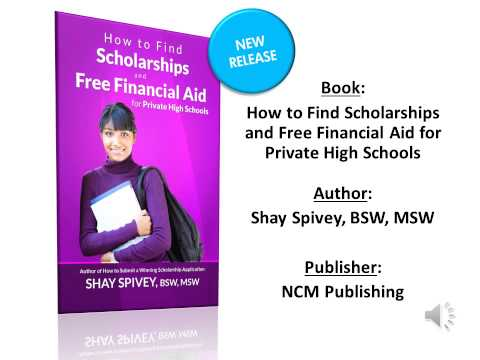 Private High School Scholarships