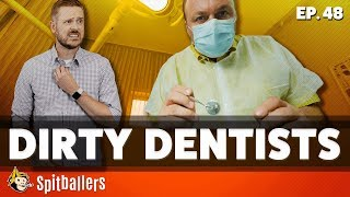 Download Dirty Dentists and The Best Comedy Movies of All Time - Episode 48 - Spitballers Comedy Show Video