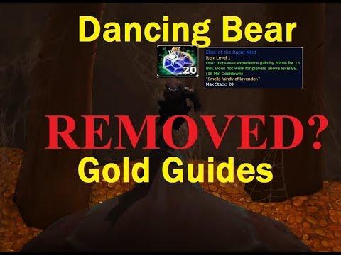 Elixir of Rapid Mind removed??? World of Warcraft 7.3