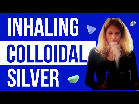 How to Use Colloidal Silver for Lung Infections, Viruses, Flu, Colds, Influenza