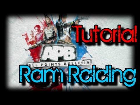 Making Money as a Criminal in APB Reloaded (Ram Raiding Tutorial)