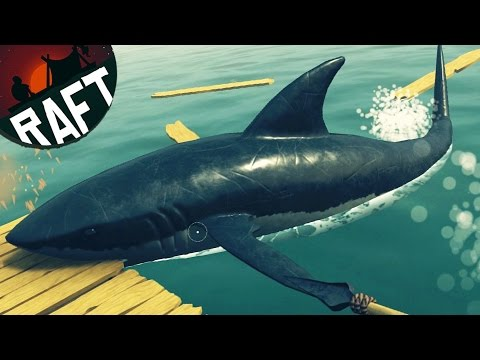 The Shark Got MORE DANGEROUS - Raft UPDATE