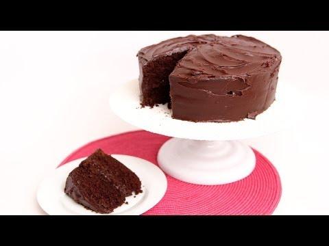 Devils Food Cake Recipe - Laura Vitale - Laura in the Kitchen Episode 734