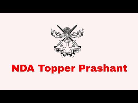 Indus Ranger -  NDA topper interview Prashant