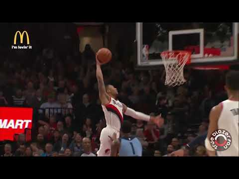 Portland Trail Blazers vs Memphis Grizzlies - Full Game Highlights - April 1, 2018