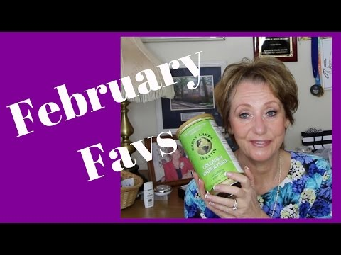 February Favs | Fasting Update | Diet and Fitness | Mature Women