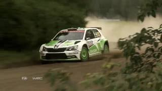 WRC 2 - Neste Rally Finland 2016: WRC 2 Event Highlights