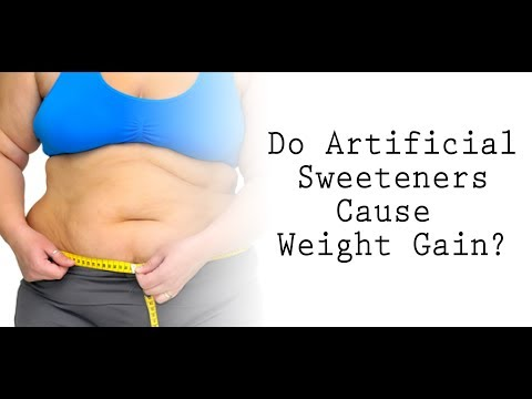 37 Studies Prove Artificial Sweeteners Cause Long-Term Weight Gain And Cancer
