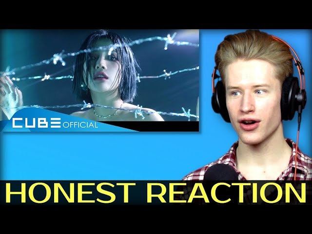Download HONEST FIRST TIME REACTION to (여자)아이들((G)I-DLE) - 'Oh my god' Official Music Video MP3 Gratis