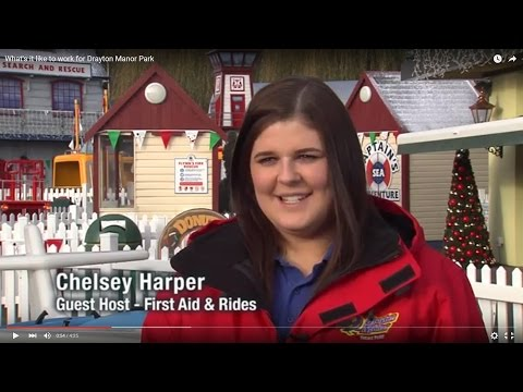 What's it like to work for Drayton Manor Park