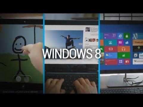 Rettinger's Rants: Windows 8