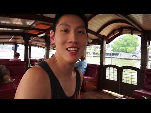 Augustus's Vlog: Part 3 using Mobile Payments from Hong Kong - Singapore
