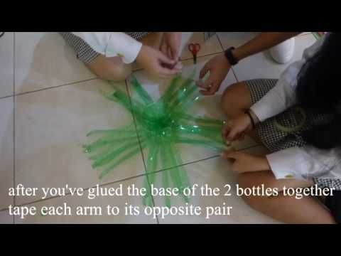 How to make a DIY Parol using recycled materials