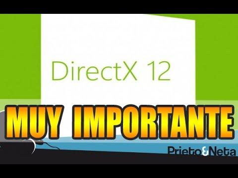 IMPORTANTE || MÁS RAZONES PARA CREER EN DIRECTX 12 Y XBOX ONE
