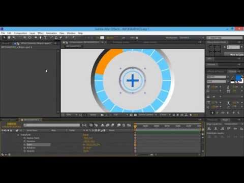 After Effects Tutorial: Creating Infographics Page