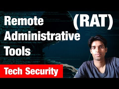 RAT Remote administrative tools explained in hindi