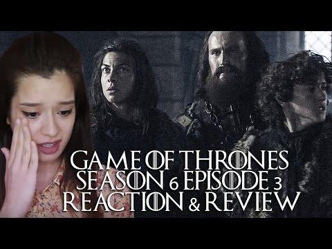 Game of Thrones Season 6 Episode 3