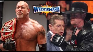 10 Shocking WWE WrestleMania 33 Rumors