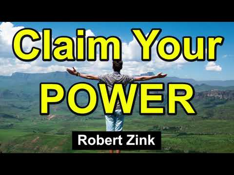 Claim Your Power - Expand Your Energy Field with the Law of Attraction