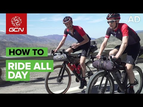 How To Ride All Day | GCN Goes Bikepacking
