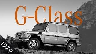 Top 10 G-Class Moments: The first G-Class | 1979