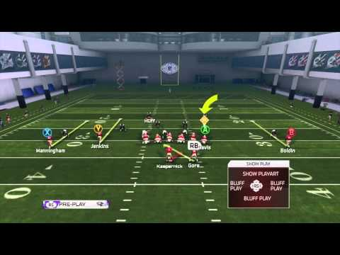 How to master the read option in Madden 25 | Madden Tips
