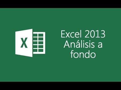 Excel 2013: Programar botones en Visual Basic