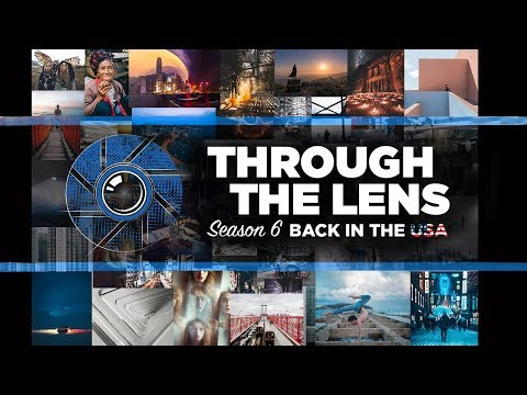 Through The Lens TRAILER Season 06: Back In The USA
