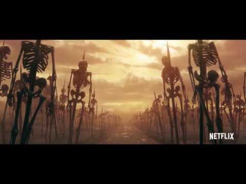 Castlevania: Vengeance trailer - Netflix Original